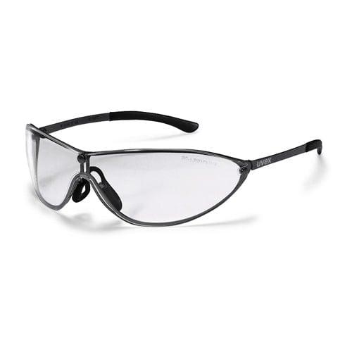 uvex racer mt schutzbrille laborbrille mit metallrahmen leichte labor schutzbrille. Black Bedroom Furniture Sets. Home Design Ideas