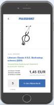 Entdecken Sie unsere innovative Bestell-App